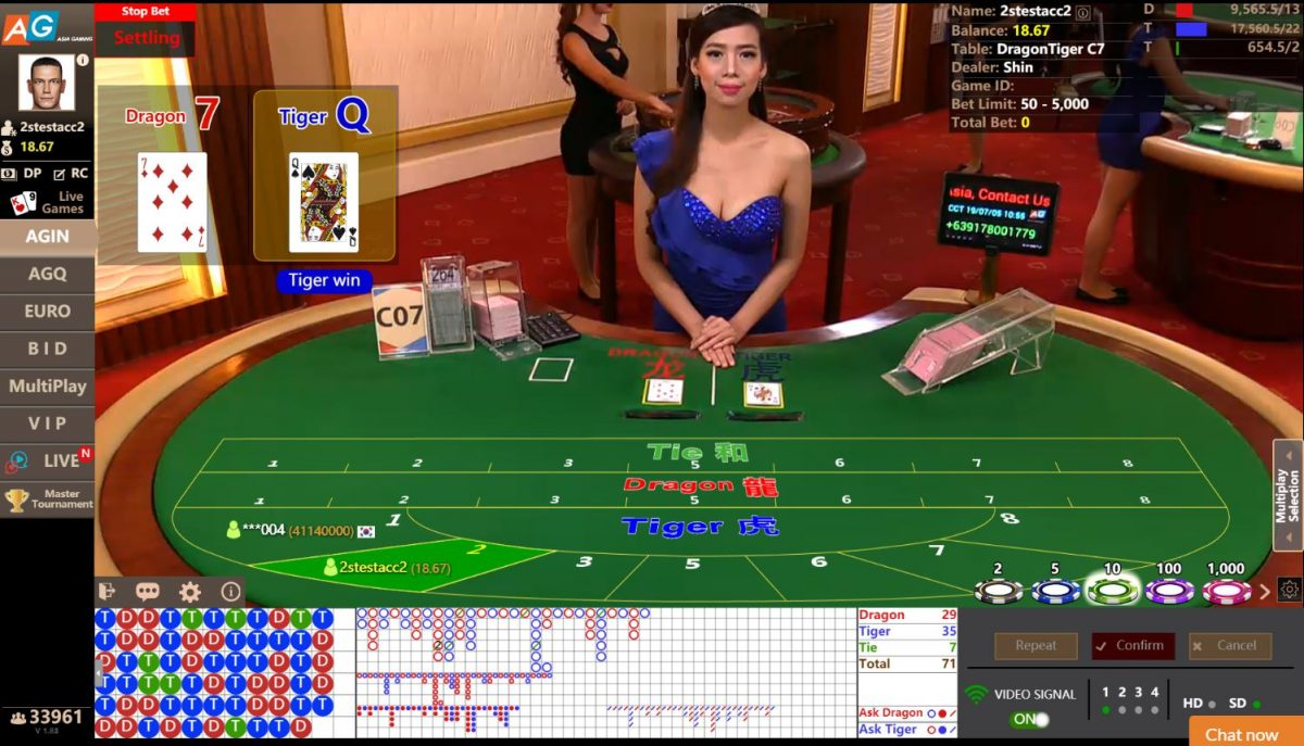 Beginner's Guide to Play Live Online Baccarat Casino