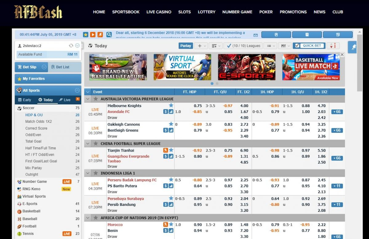 Maxbet Malaysia Online Betting