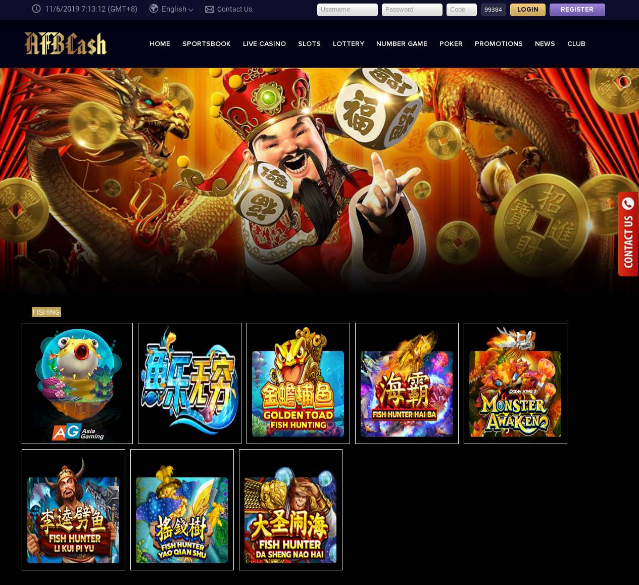 Tembak Ikan Games Online Slots Malaysia