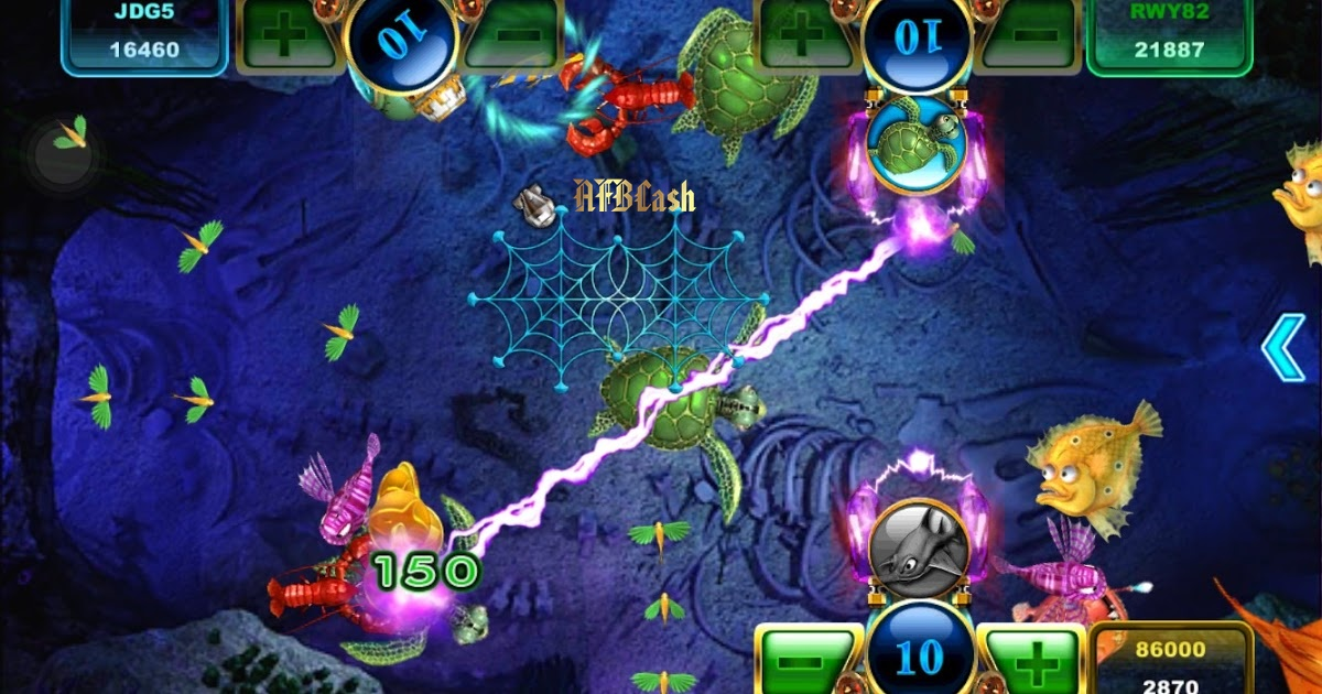 Cara Mendapat Jackpot di Game Tembak Ikan Joker123 Malaysia