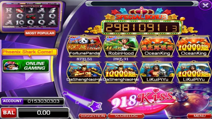 918Kiss Download Link Slots Game Online Casino Malaysia